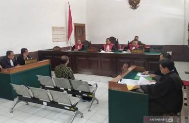 Mantan Pjs Dirut PD Pasar Bermartabat Dituntut 15 Tahun Penjara