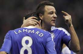 Jadwal Liga Inggris Chelsea vs West Ham, Frank Lampard vs John Terry
