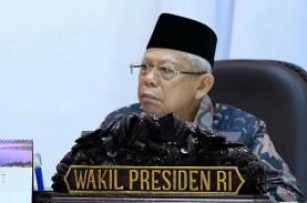 5 Terpopuler Nasional, Ma'ruf Amin Ingatkan Menteri…