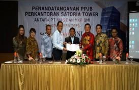 BNI Bakal Tempati Kantor Cabang di Gedung Satoria Tower Surabaya