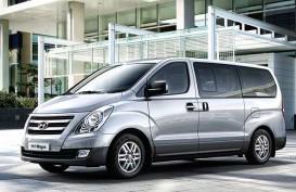 Penjualan MPV Premium Lesu, Hyundai Klaim Pasar H-1 Stabil