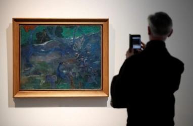 Karya Gauguin Terjual US$10,5 Juta