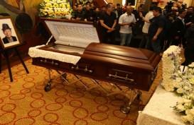 Pemakaman Ciputra di Jonggol Tertutup untuk Umum
