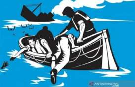 Kapal Membawa Imigran Karam, 57 Nyawa Melayang