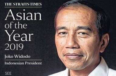Straits Times Nobatkan Jokowi Asian of the Year 2019