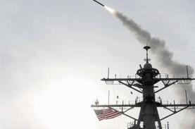 Angkatan Laut AS Sita Bagian Rudal dari Sebuah Kapal…
