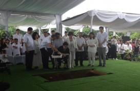 Begawan Properti Ciputra Hari Ini Dikebumikan di Pemakaman Keluarga