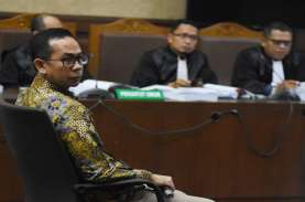 Hakim Tolak Eksepsi Adik Ratu Atut, Sidang Wawan Berlanjut