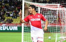 Wissam Ben Yedder Samai Moussa Dembele Top Skor Liga Prancis