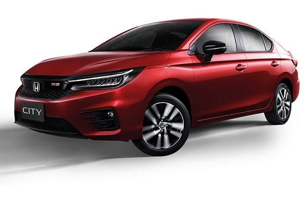 All-new Honda City. - Honda