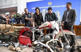 Beredar Manifes Penumpang Garuda yang Bawa Harley Davidson Selundupan