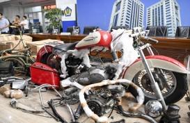 Ini Kronologi Penyelundupan Motor Harley Davidson dan Sepeda Brompton