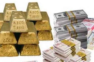 Cadangan Devisa November Turun Tipis Jadi US$126,6 Miliar