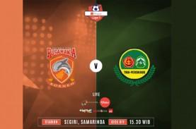 Borneo FC Hajar Tira Persikabo 4-1, ke Posisi 2 Gusur…