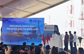 Chandra Asri Resmikan Pabrik Polietilena Bernilai US$380 Juta