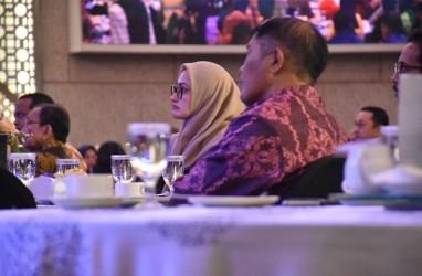 Bupati Luwu Utara Hadiri Pertemuan Tahunan Bank Indonesia di Makassar