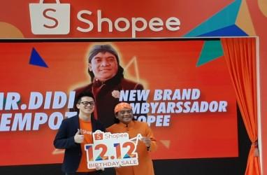 Didi Kempot Jadi 'Brand Ambyarssador' Shopee Indonesia
