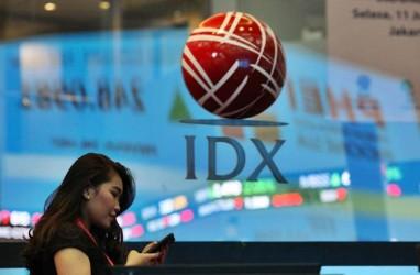 Investor Asing Bukukan Net Buy Rp774,55 Miliar