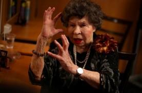 Aktris Tertua di Dunia Stoyanka Mutafova Meninggal