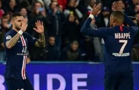 PSG Hajar Montpellier, Kian Mantap Pimpin Klasemen Liga Prancis