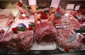 300 Ton Daging Sapi Masuk Indonesia, Dijual Rp80.000 per Kg