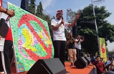 3.000 Pelajar di Jateng Gaungkan Antikorupsi