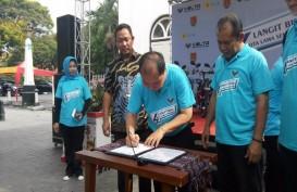 Kota Lama Semarang Kini Miliki Lima Sepeda Listrik Siap Digunakan Wisatawan