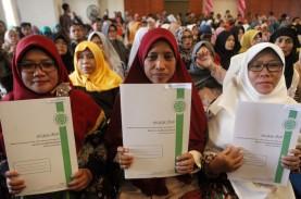 BPJPH Terima 154 Pendaftaran Sertifikat Halal