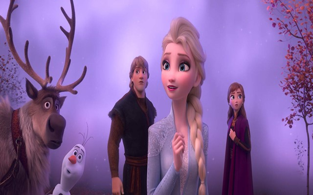 Frozen 2 (2019)  -  Disney