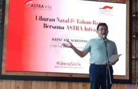 Astra Infra Perkirakan LHR Tol Miliknya Selama Nataru Naik hingga 10 Persen