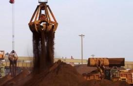 Ekspektasi Ekonomi China Dorong Bijih Besi Kembali ke Level US$90