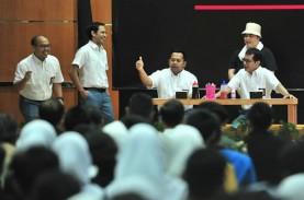 Presiden Jokowi Pangling Lihat Nadiem Makarim yang…
