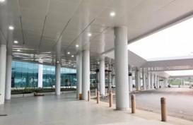 Jalan ke Bandara Sjamsudin Noor Selebar 16 Meter Tuntas 2020