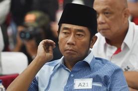 Haji Lulung Minta Anies Tertibkan Pengamen Ondel-ondel