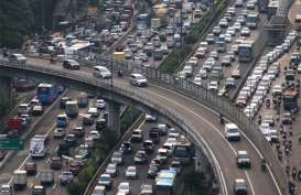 Polda Metro Jaya Gelar Operasi Lilin di Tol Dalam Kota