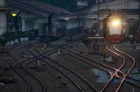 Pemkot Dukung Pembangunan Jalur Kereta Api Tegalluar-Bandung