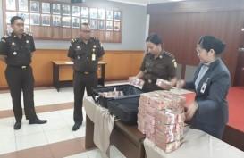 Kejari Jakbar Eksekusi Denda Rp3 Miliar Terpidana Kasus Bank Sinar Mas