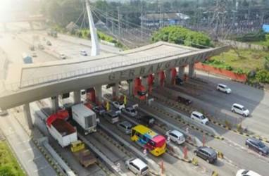 Libur Nataru, Trafik tol Tangerang-Merak Diprediksi Naik 6,97 Persen