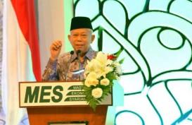 Tekan Korupsi, Wapres Ma'ruf Minta Kantor Pemerintah Kembangkan Zona Integritas
