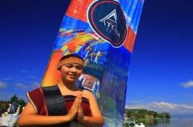 Pembukaan Festival Danau Toba 2019 Pecahkan Rekor…