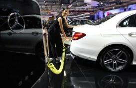Mercedes-Benz Kaji Peluang Rakit Mobil Listrik di Indonesia