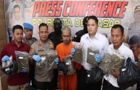 Simpan Ganja 7,6 Kg untuk Stok Tahun Baru, Erfin Diciduk Polisi