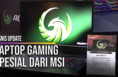 MSI Hadirkan Laptop Gaming Terbaru Series Alpha 15