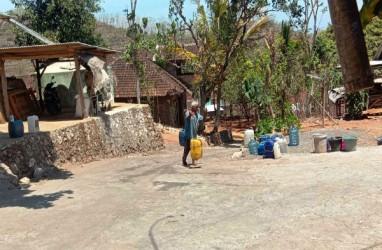 Gunungkidul Tetapkan Darurat Kekeringan, 5 Kecamatan masih Butuh Air