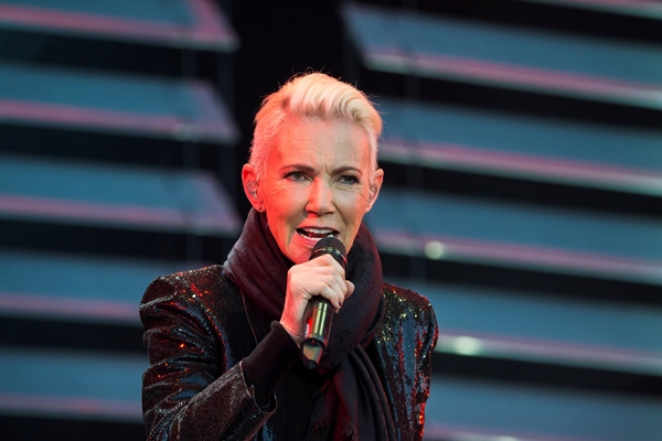 Marie Fredriksson - REUTERS