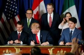 AS, Kanada, dan Meksiko Tandatangani Perjanjian Baru…