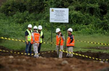 PROYEK TOL PADANG—SICINCIN : Urusan Tanah, Gampang-Gampang Susah