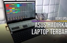 Asus ZenBook Series Punya Layar ScreenPad Pertama di Kelasnya
