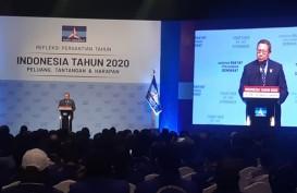 Pidato Refleksi Pergantian Tahun, SBY Pamer Bisa Genjot Pendapatan Per Kapita