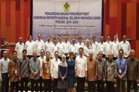 BPP GINSI Tunjuk Capt. Subandi sebagai Ketua Periode…